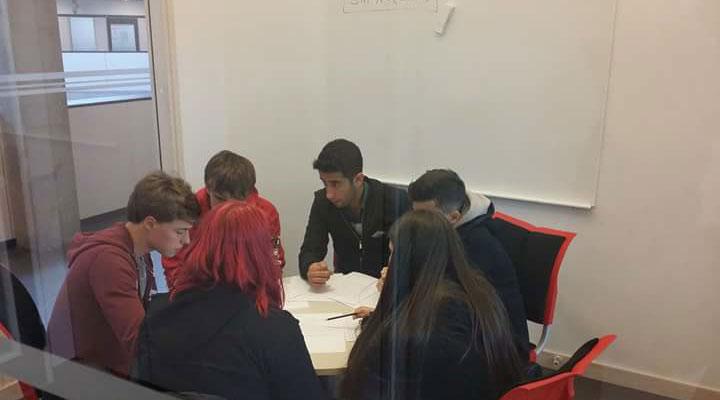 Colégio Amorim - Erasmus +