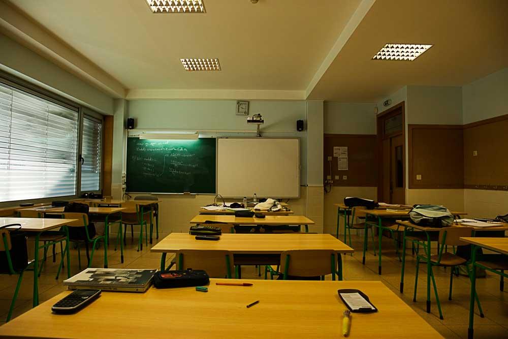 Colégio de Amorim - Instalações